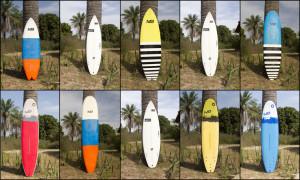 Alquiler de material en surfcamp en Senegal