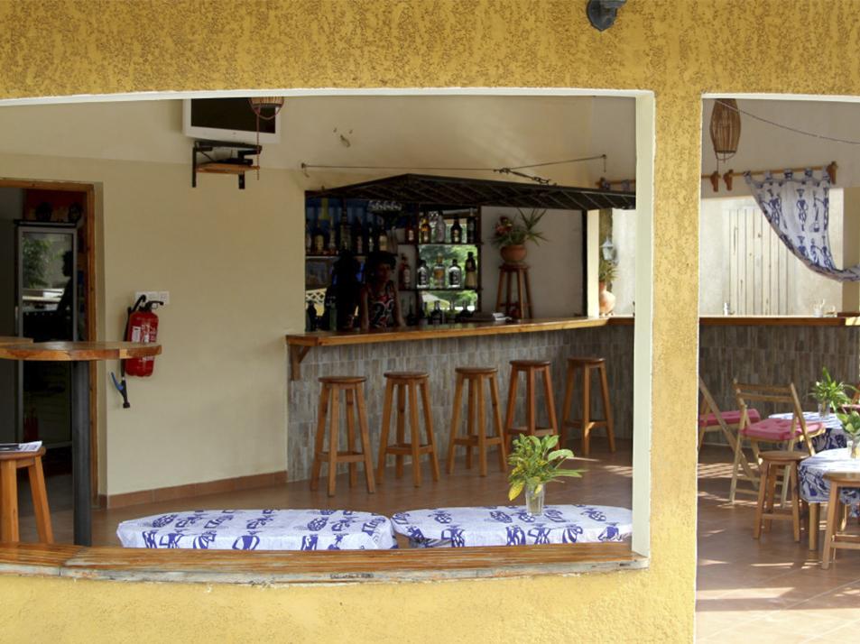 El alojamiento - Bar