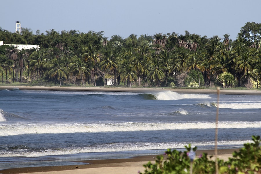reserva camp en senegal - surf, surfari, paddle surf en kabrousse