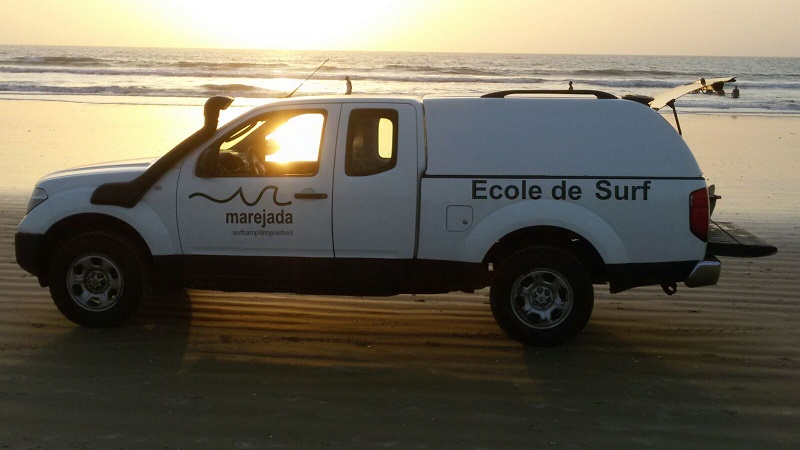 pick up ecole surf