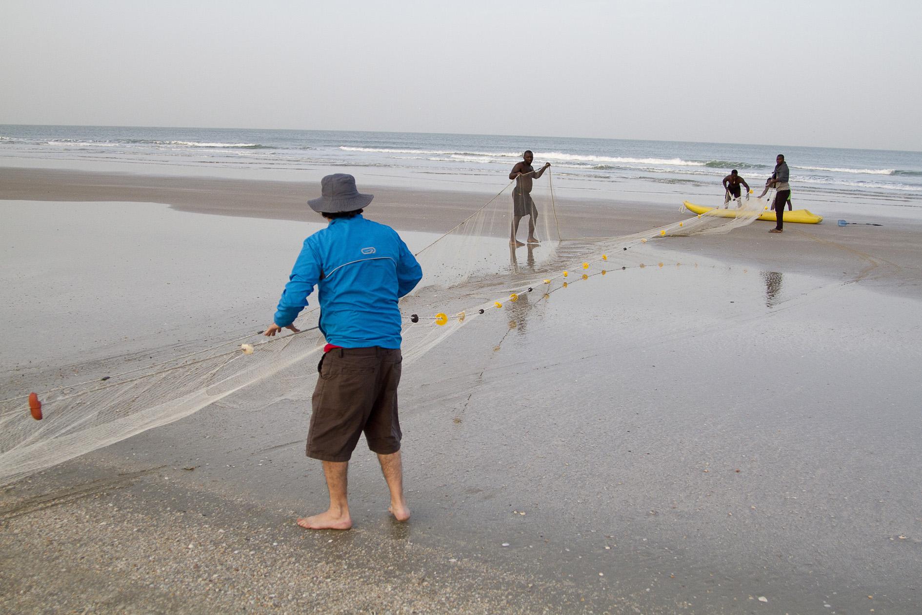 actividades extras del paquete escuela de surf en Senegal