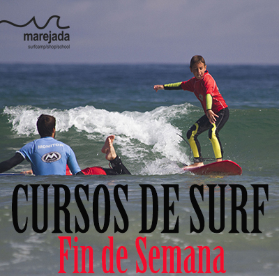 curso surf fin semana