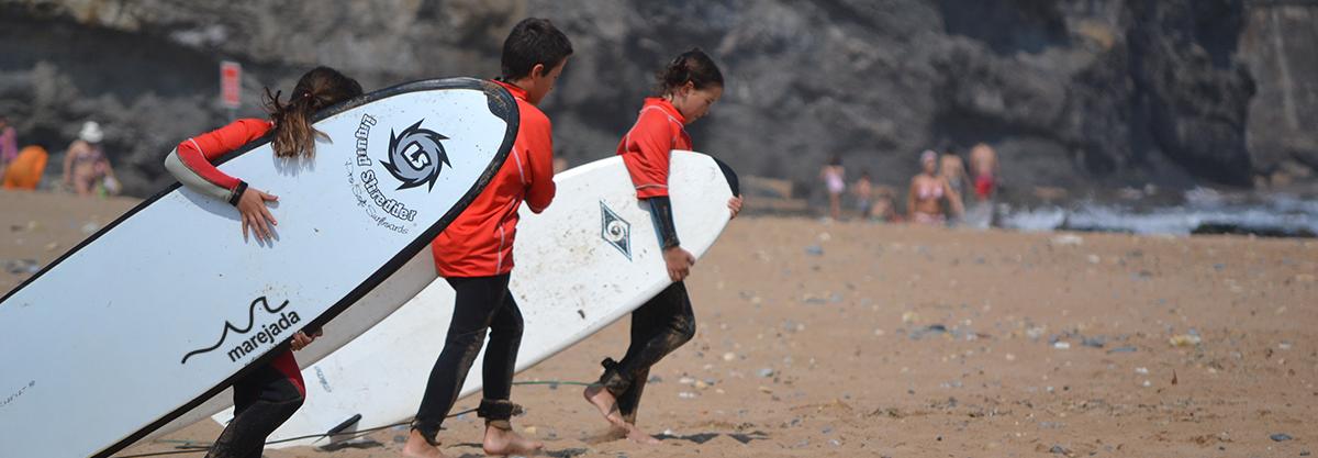 cursos surf marejada clases