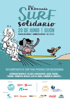 Surf Solidario 2015