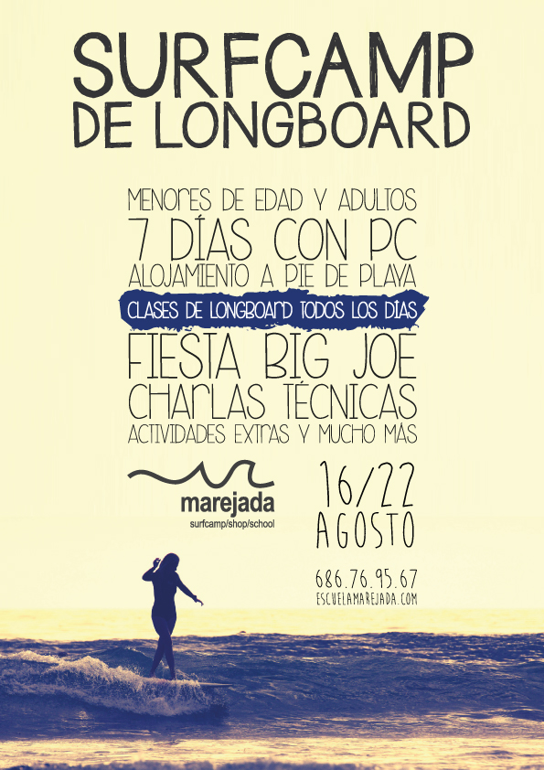 surfcamp longboard 2015