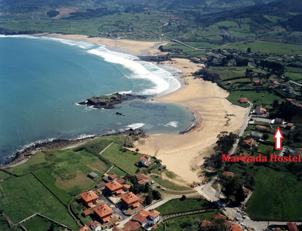 situación del surfcamp