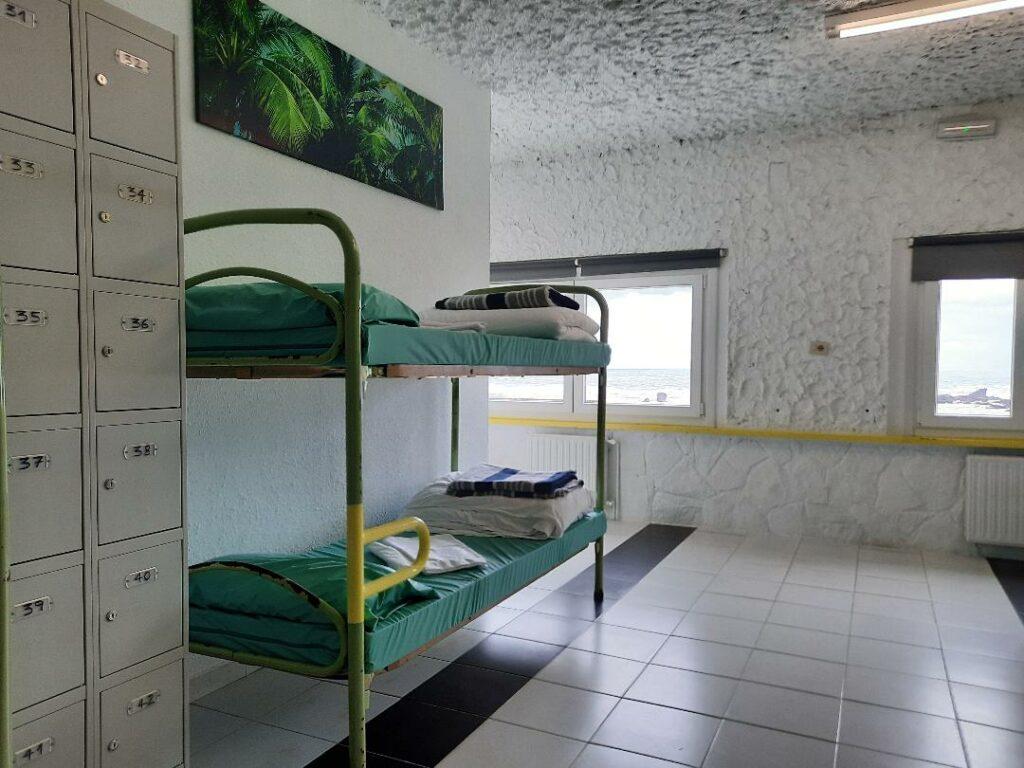 habitaciones del camp